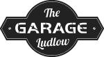 logo the garage ludlow footer